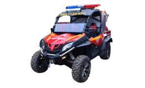 4x4 Forest Fire Vehicle