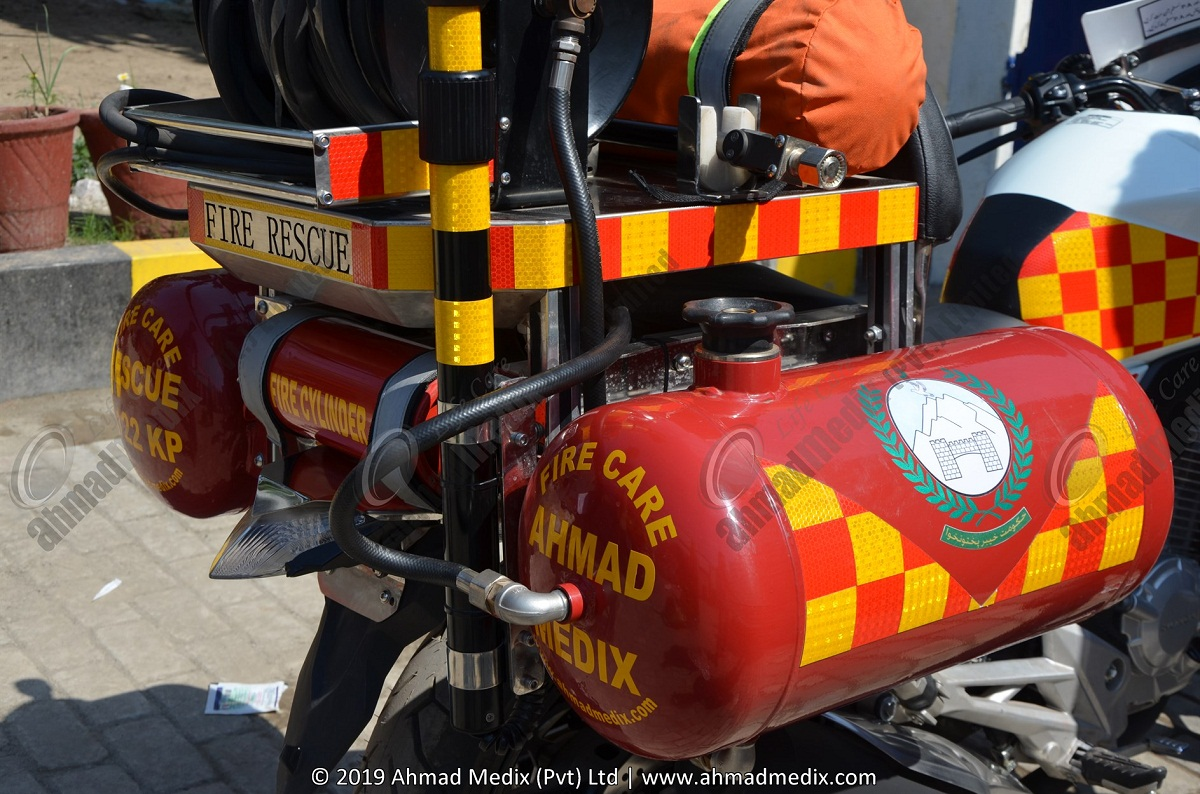 Fire Fighting Bikes