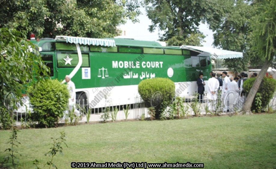 Mobile Courthouse