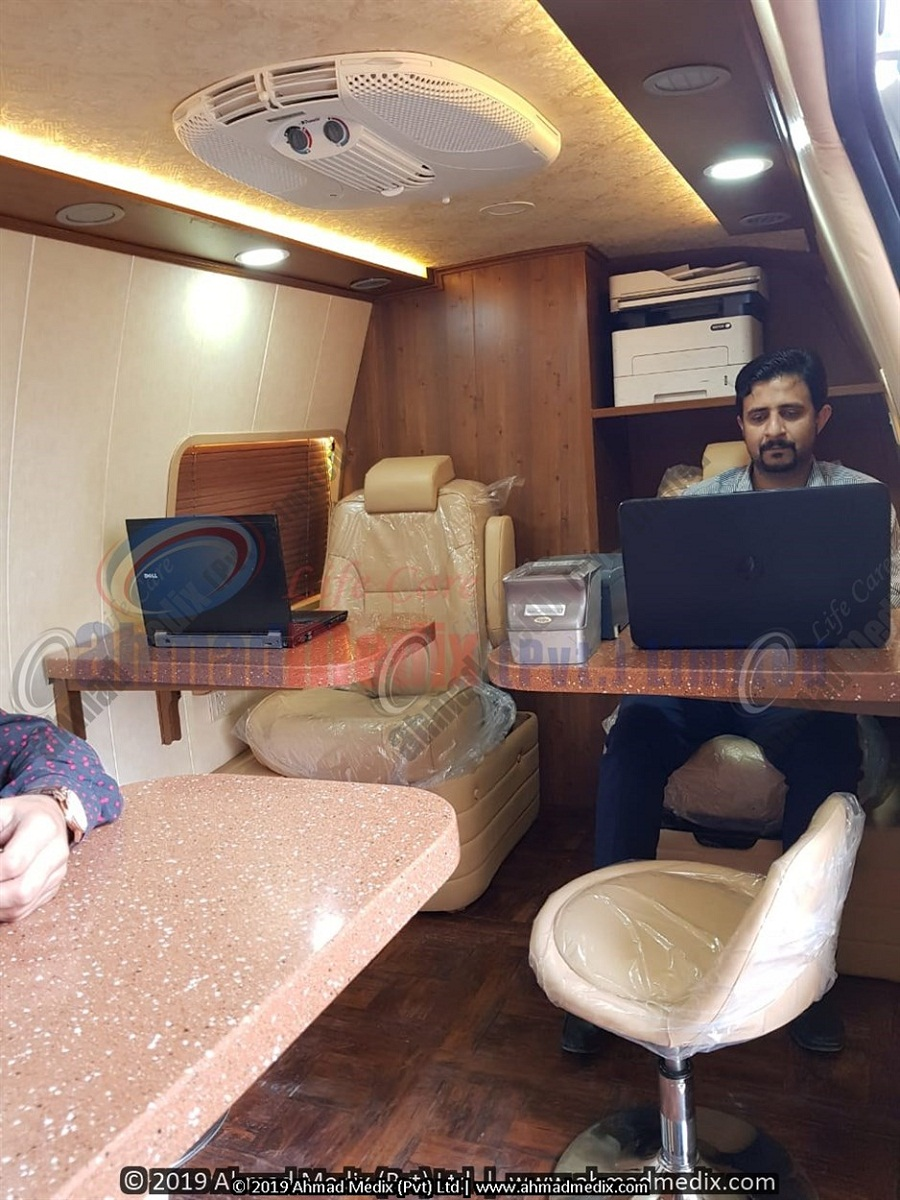 Mobile Luxury Offices