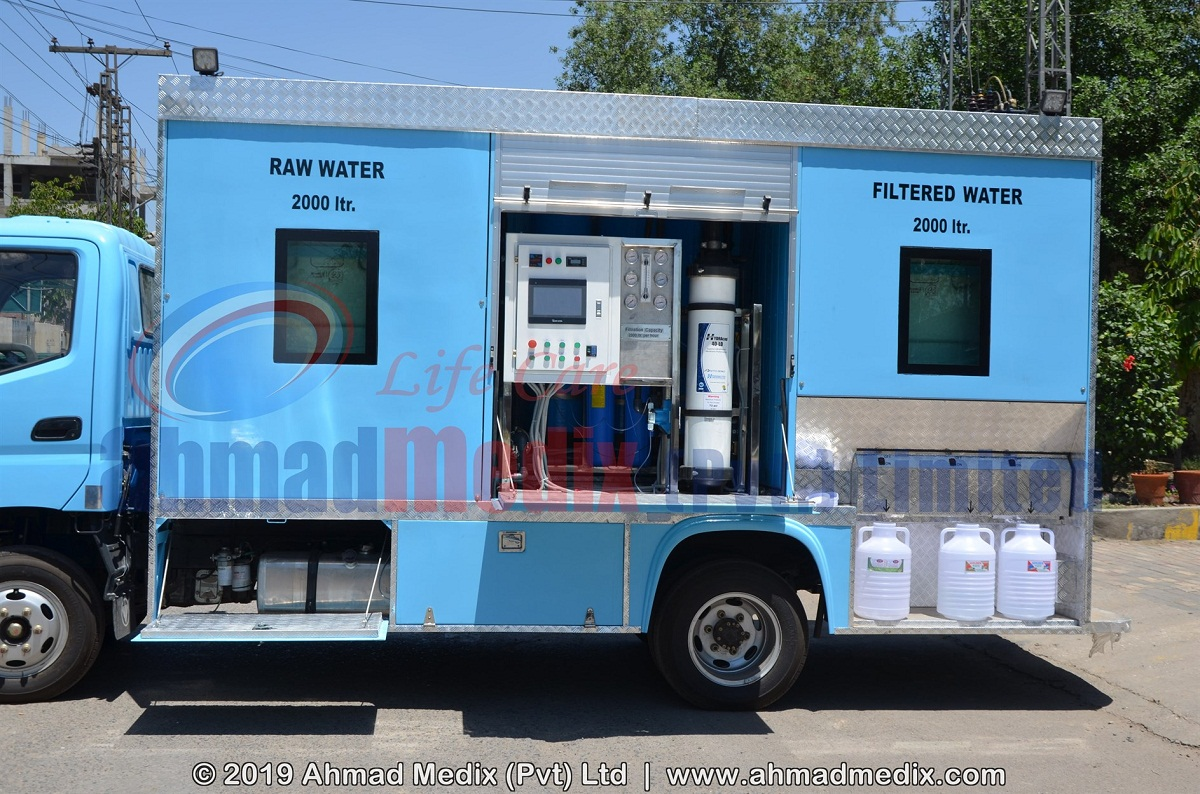 Water Filtration Vehicle
